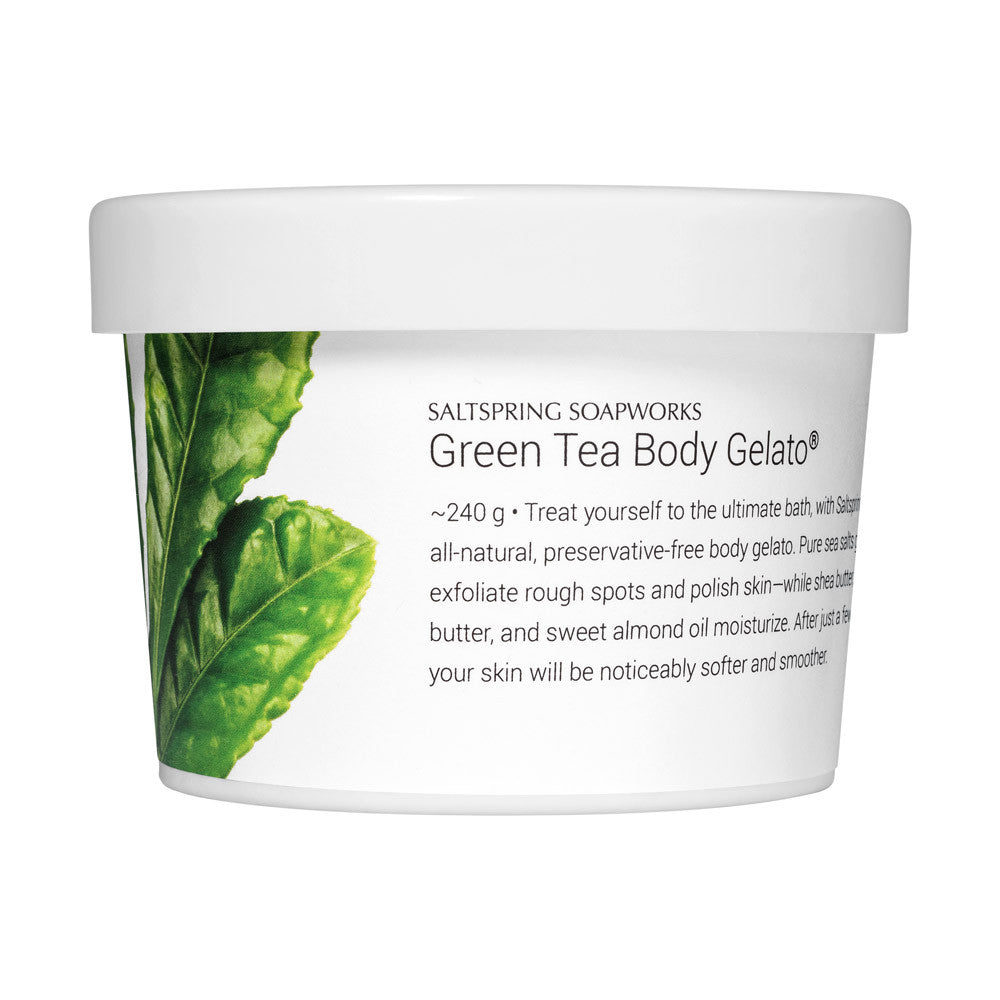 Green Tea Body Gelato®