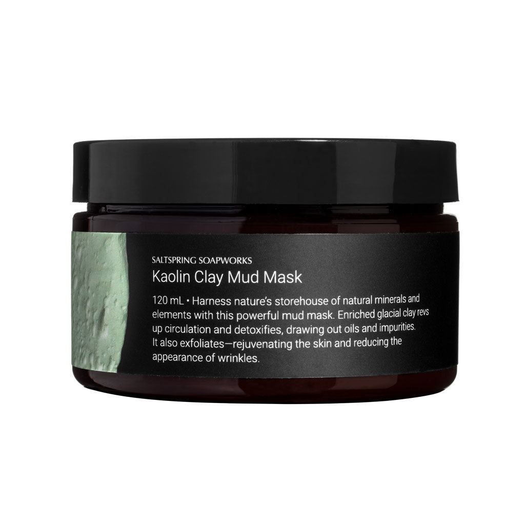 Kaolin Clay Mud Mask