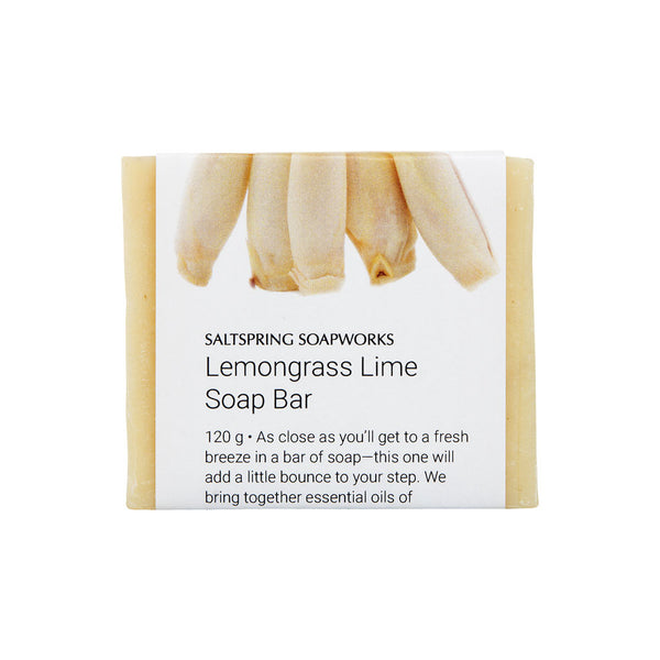 Lemongrass Lime Soap Bar