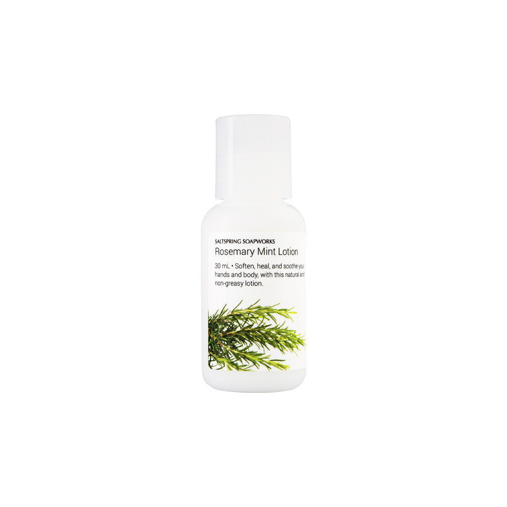 Rosemary Mint Lotion (Travel Size)