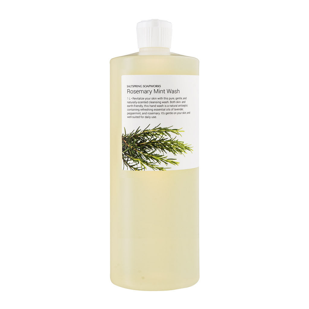 Rosemary Mint Wash (1 Liter)