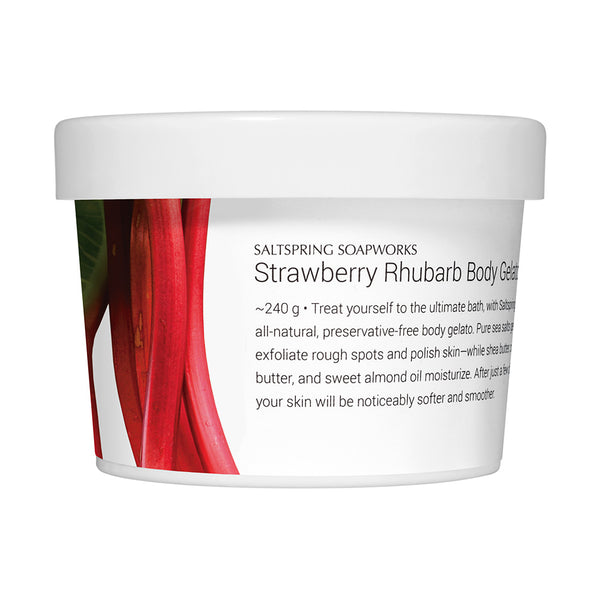 Strawberry Rhubarb Body Gelato®
