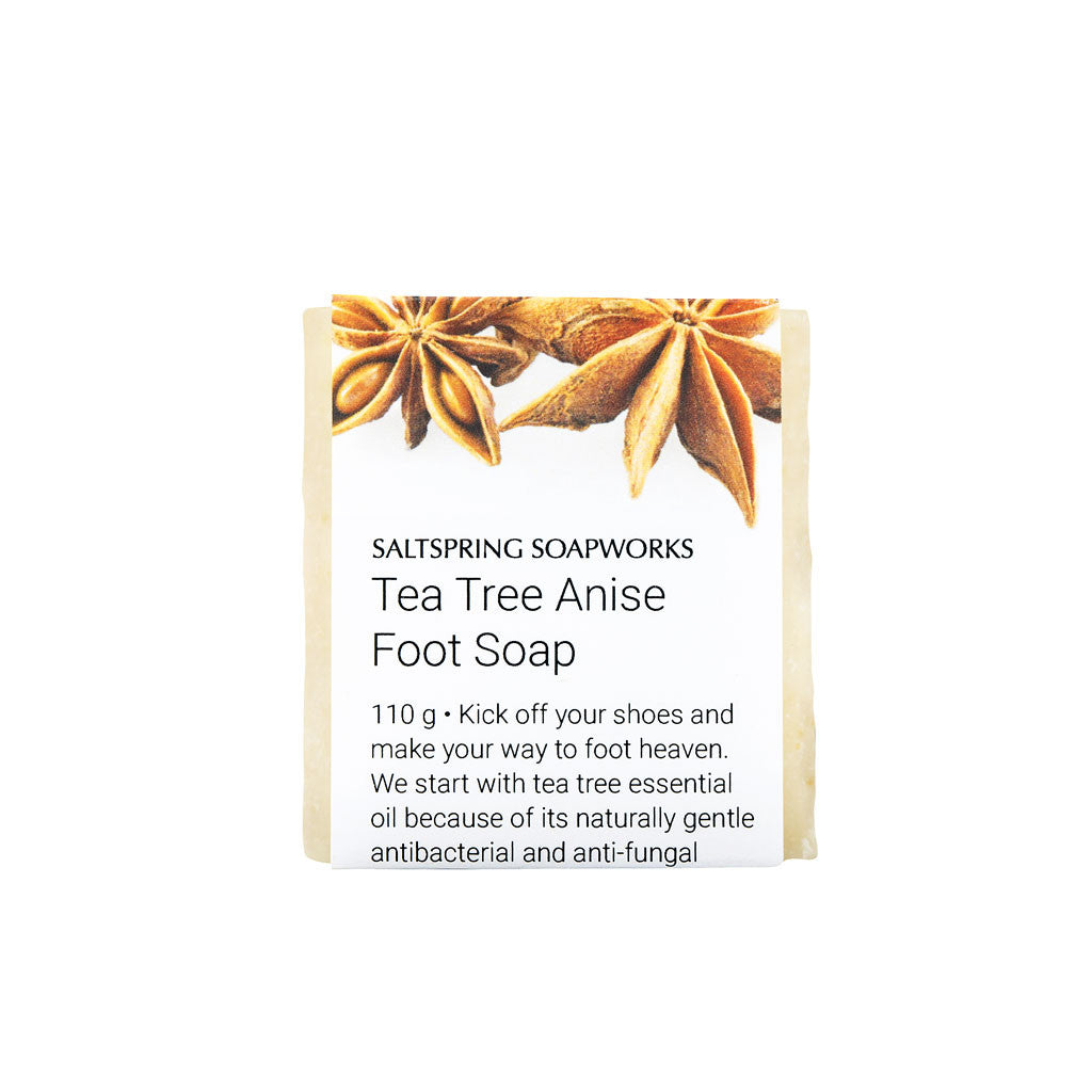 Tea Tree Anise Foot Soap
