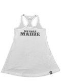 Me Vale Madre Ladies Tank - Finished Edge