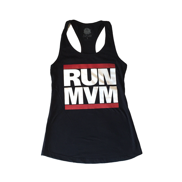 RUN MVM Women's Tank - Me Vale Madre Clothing
