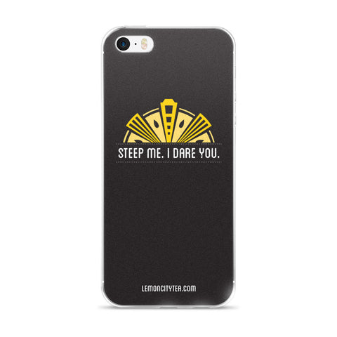 iPhone 5/5s/Se, 6/6s, 6/6s Plus Case- Steep Me