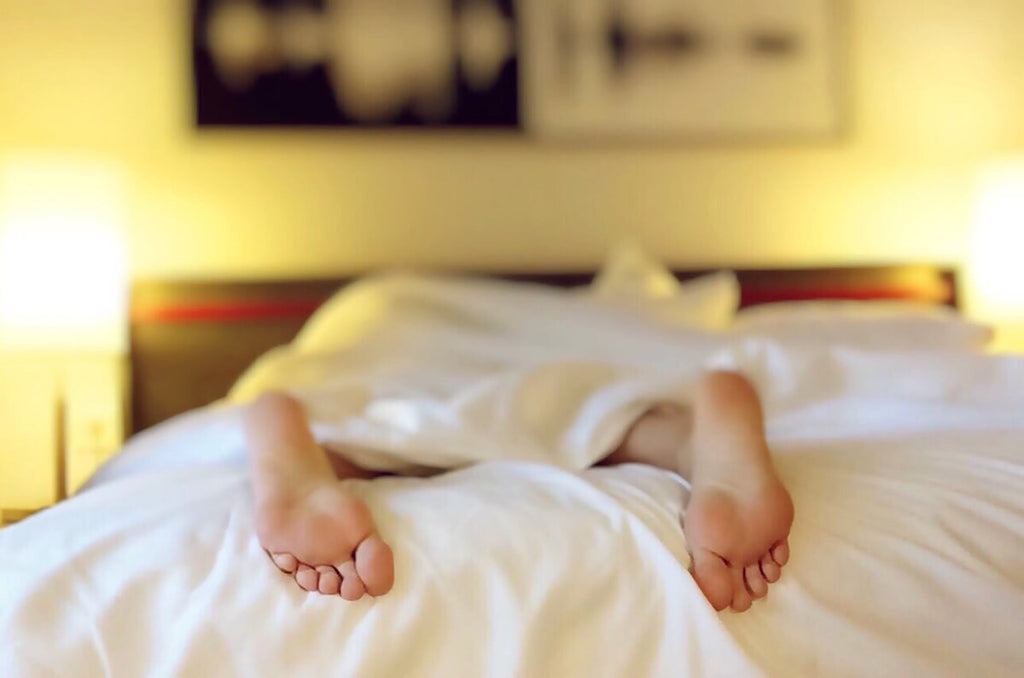 Shorter Sleep Can Lead to Dehydration