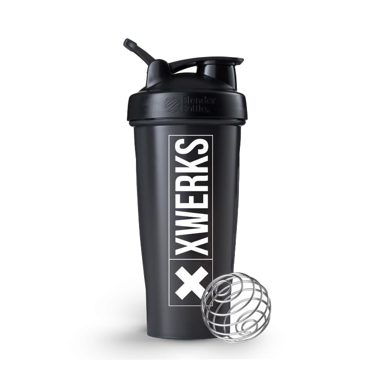 Signature Shaker Bottle