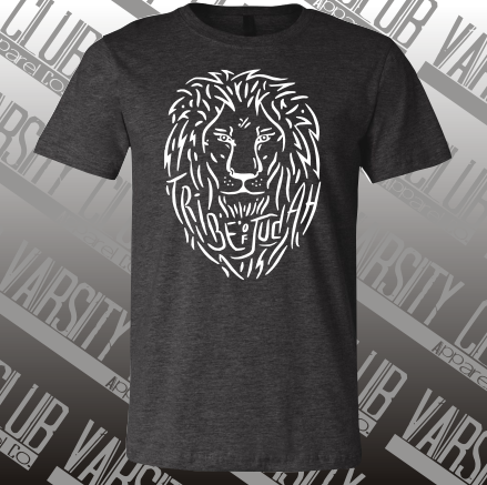 Shout Your Faith-3001-Tribe of Judah Premium Tee