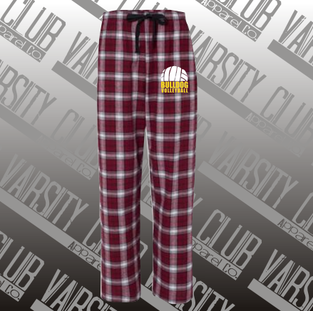 EJHVB-F20-Flannel Pants with Pockets