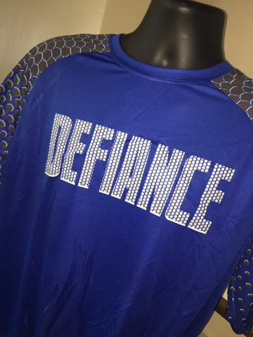 CLOSEOUT - * Size XL * Defiance Voltage Performance Tee