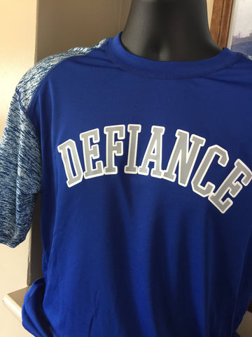 CLOSEOUT - * Size 2X * Defiance Sport Performance Tee