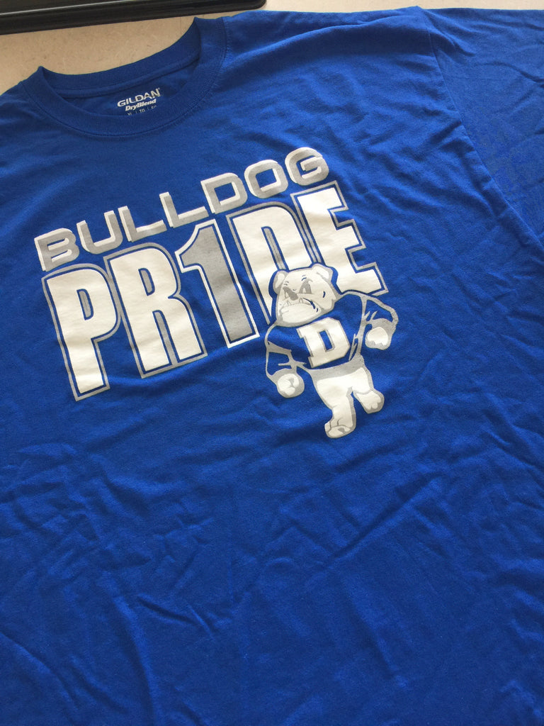 CLOSEOUT - Bulldog Nation Graphic Tee