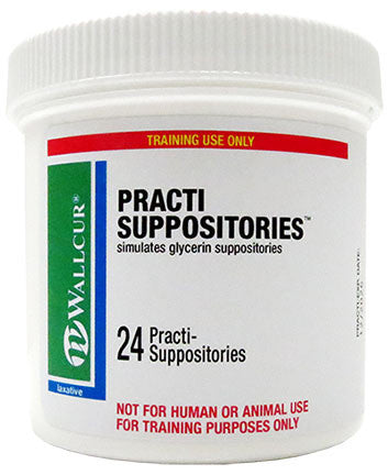 Practi-Suppositories™ (for training)