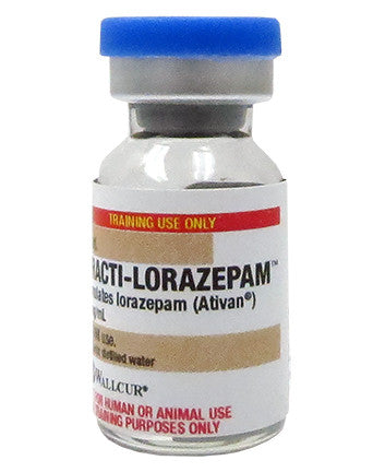 Practi-Lorazepam™ (for training)