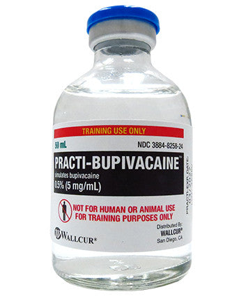 Practi-Bupivacaine™ (for training)