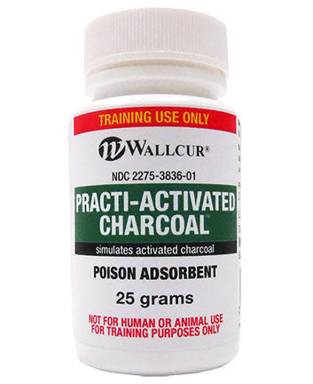 Practi-Activated Charcoal (for training)