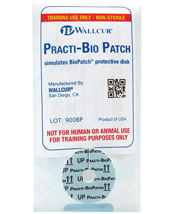 Practi-Bio Patch™ (for training)