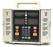 Baxter Flo-Guard 6301 Infusion Pump