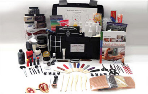 Hazards / MCI Trauma Moulage Kit