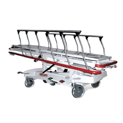 Hill Rom GPS 880 Series Stretcher