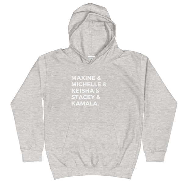 Political Icon Kids Hoodie
