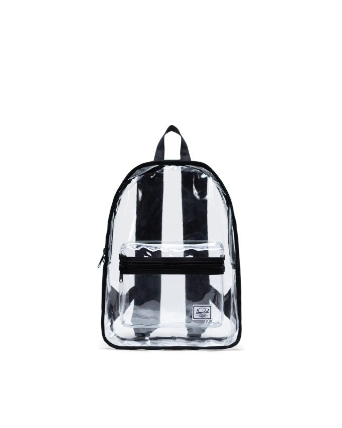 HERSCHEL SUPPLY Classic Mid-Volume Clear Backpack