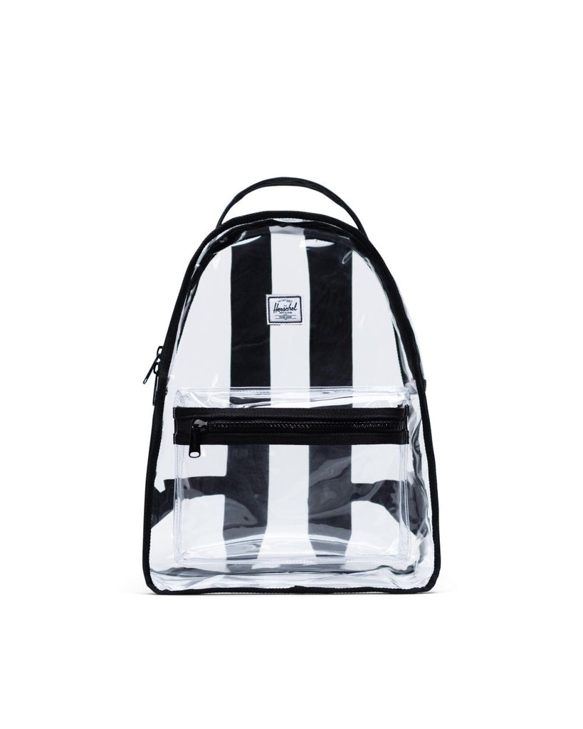 HERSCHEL SUPPLY Clear Nova Mid Backpack