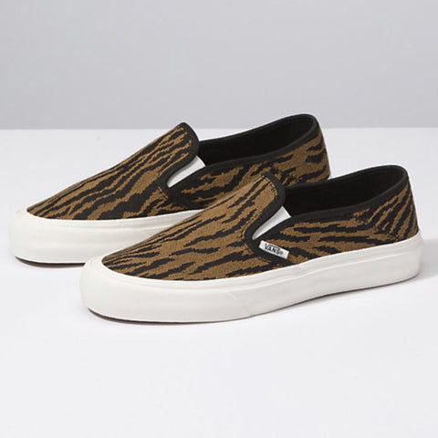 VANS Woven Tiger Slip On Surf
