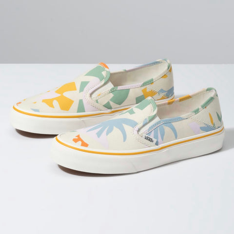 VANS Leila Hurst Slip On Surf