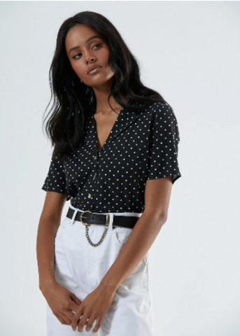 Sherry Short Sleeve Top