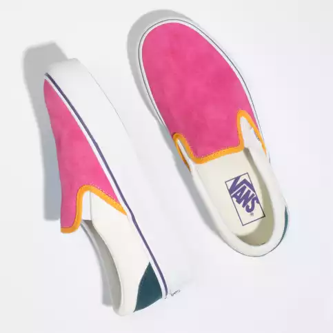 VANS Mini Cord Slip-On Platform