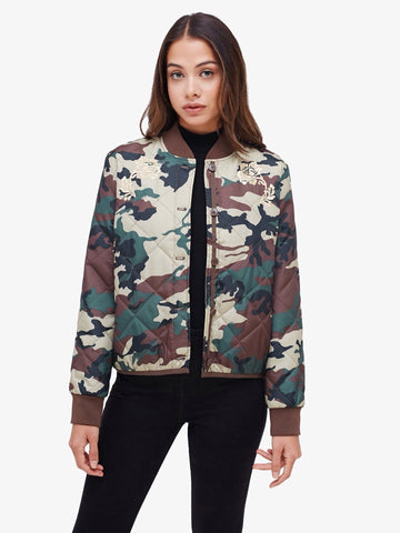 OBEY Mercy Camo Jacket