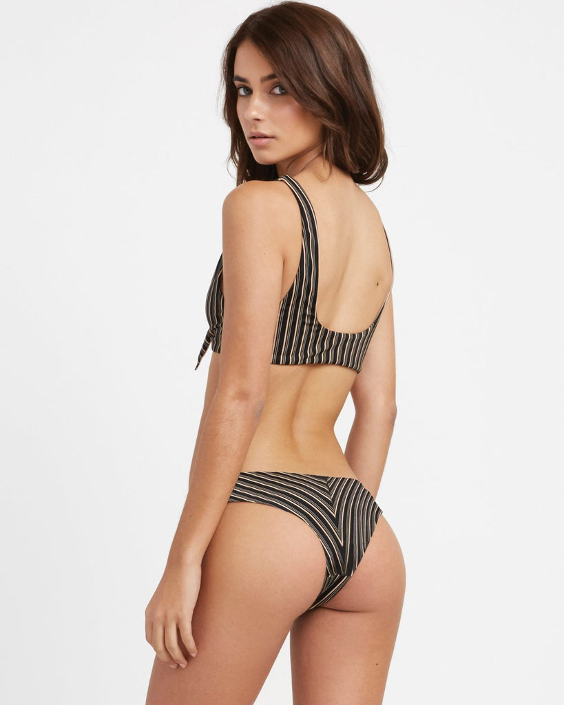 RVCA Amalfi Cheeky Bottom