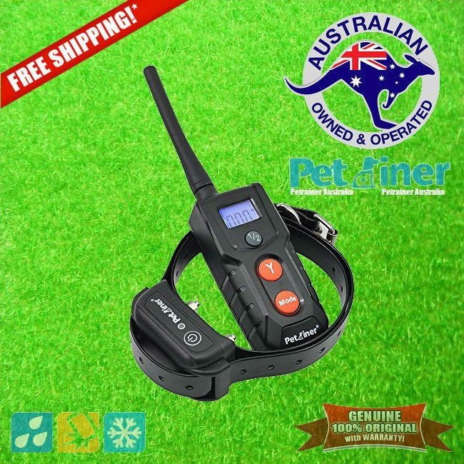 Petrainer PET916R User Manual