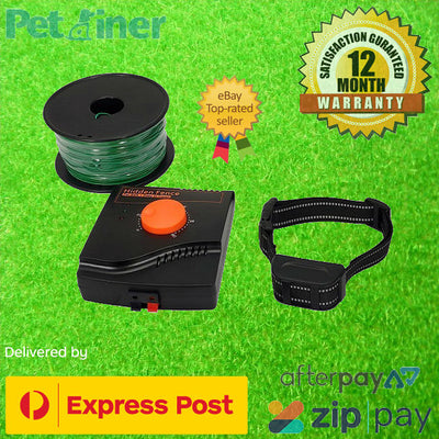TP18 Electric Dog Fence 1/2/3 Dogs Invisible Boundary Fencing System