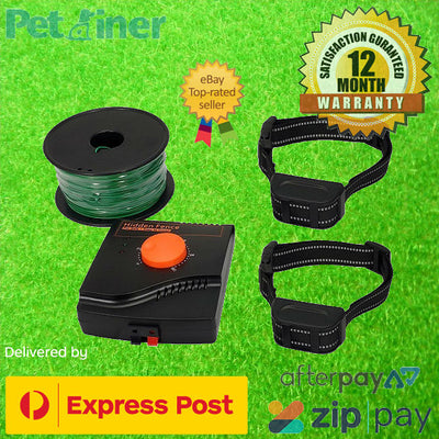 TP18 Electric Dog Fence 🐶🐶