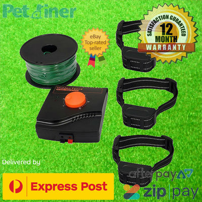 TP18 Electric Dog Fence 🐶🐶🐶