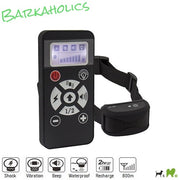 800m • P160R Remote Training Collar & Auto Bark Shock Collar for 1/2 Dogs