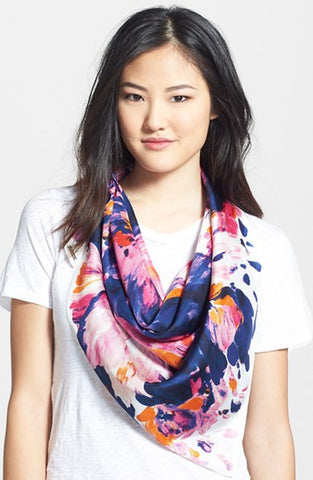 Sunshine Silk Head Scarf