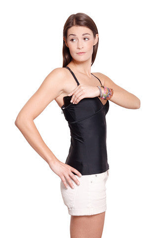 Storage Tank Top for Insulin Pump