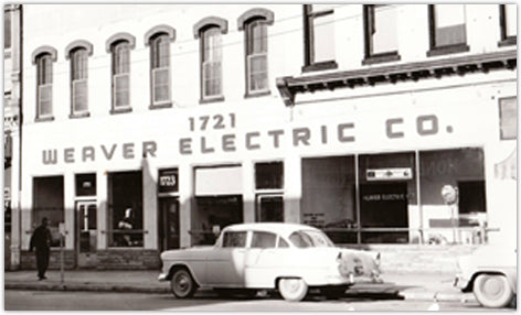 Weaver Electric Old Building