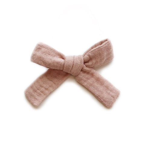 The Everyday Bow, Gauze Blush