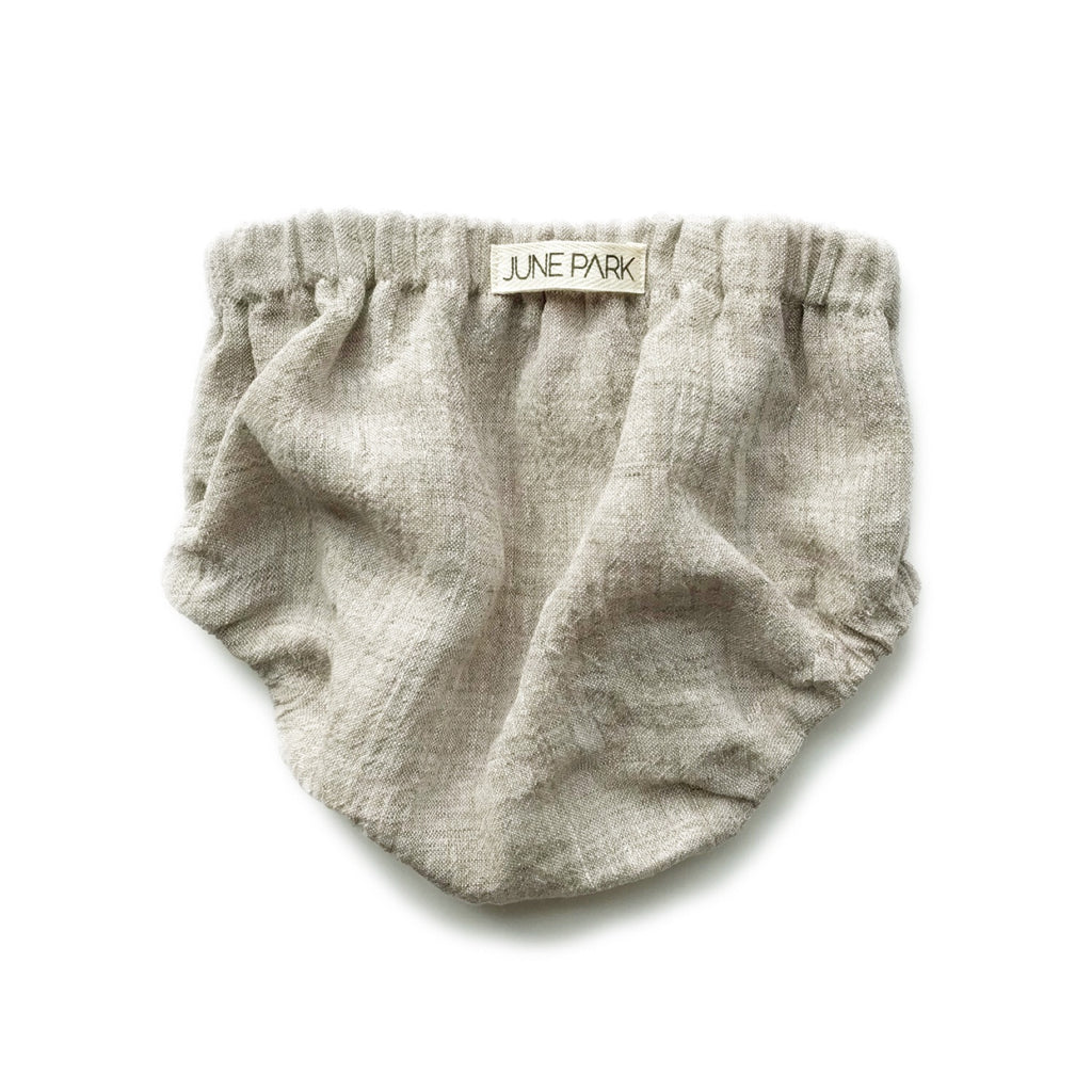 Bloomers, Linen, Natural