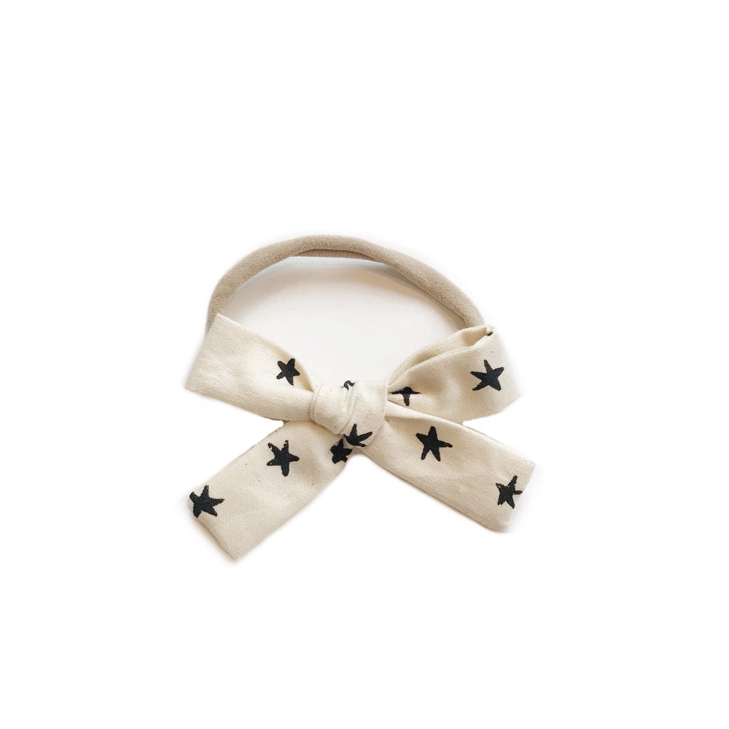 FINAL FEW! The Everyday Bow, Black Stars