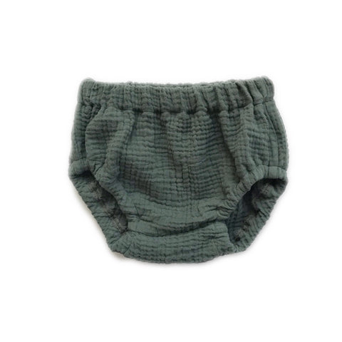 FIANL FEW! Bloomers, Cotton Gauze, Forest