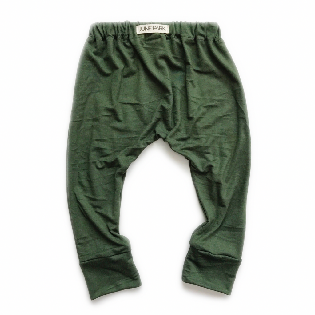 Harem Pants, Forest