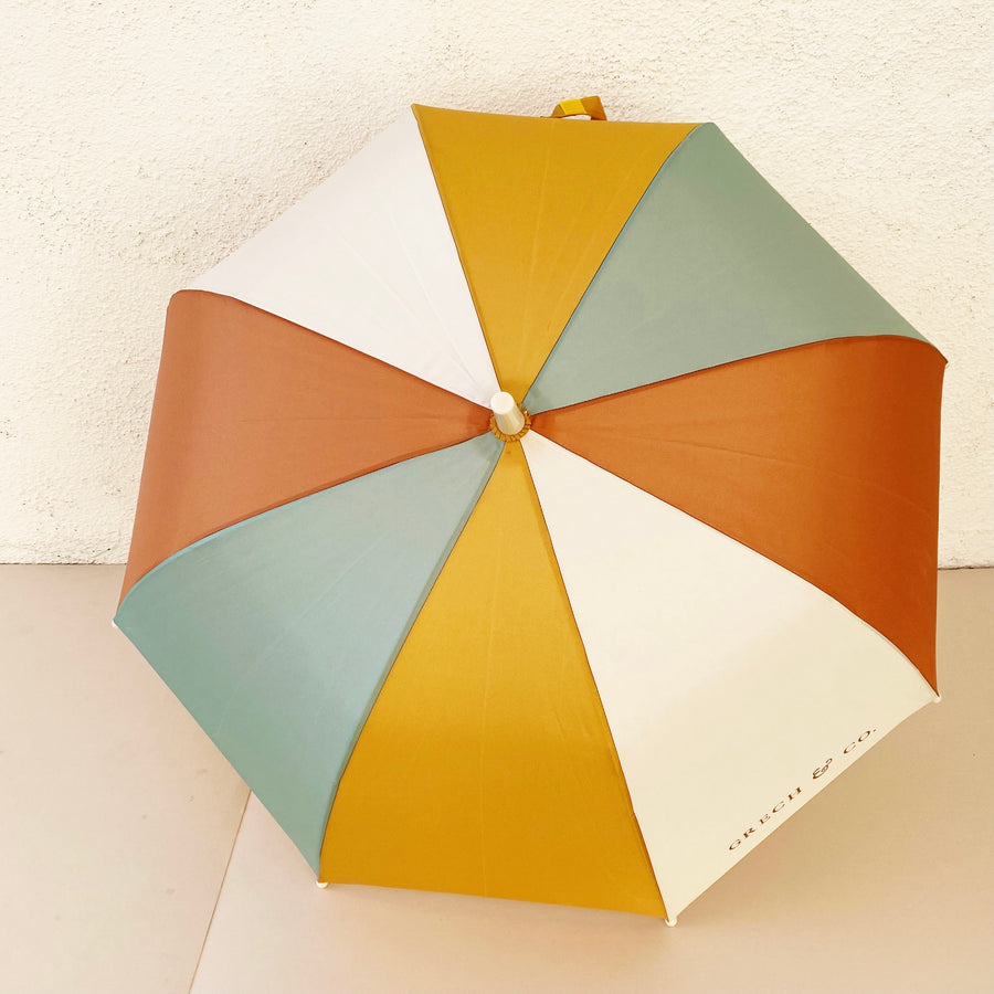 Children's Sustainable Umbrella - Spice