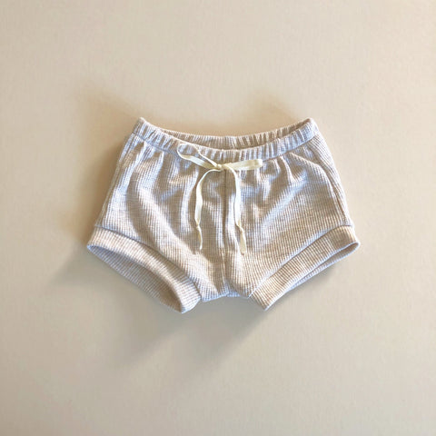 Shorties, Thermal Oatmeal