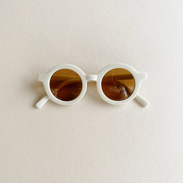 Sustainable Kids Sunglasses - Buff